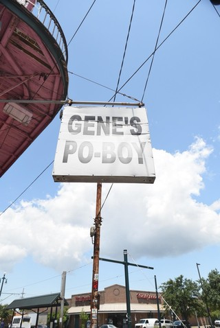 In a Changing New Orleans, Gene's Po'Boys Loses to Gentrification