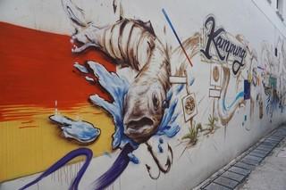 singapore grafitti