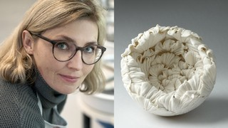 Ceramicist Elza Jaszczuk