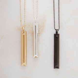 breathing necklace
