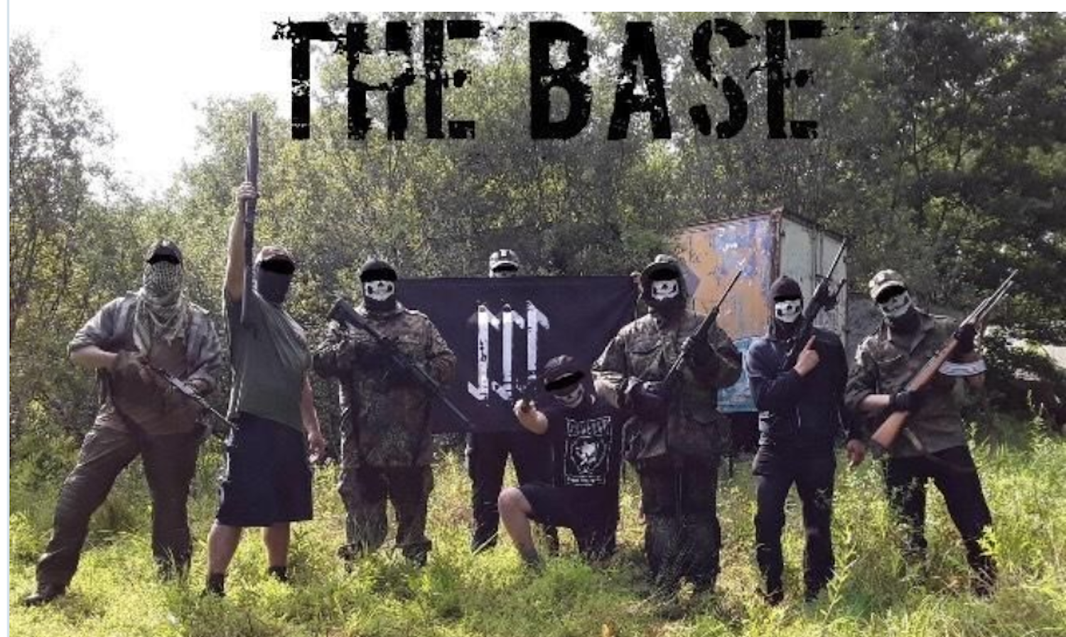 New Paramilitary Training Video Emerges of Neo-Nazi Terror Group