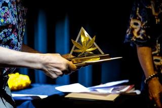The Crystal Bong Award