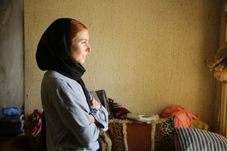 Stacey Dooley in BBC Three's Stecey Dooley Investigates: Nigeria's Female Suicide Bombers