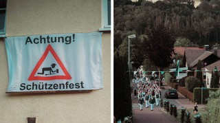 Schuetzenfest Ovenhausen Schuetzengilde