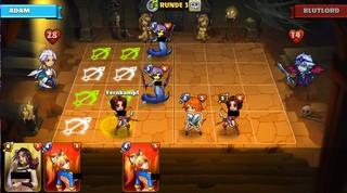 Screenshot von Cunt Wars