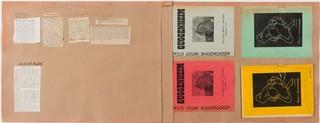 Peggy Guggenheim Scrapbook