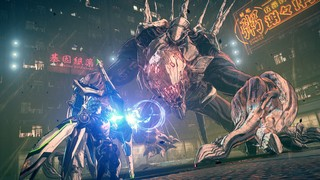 Astral Chain Boss Fight