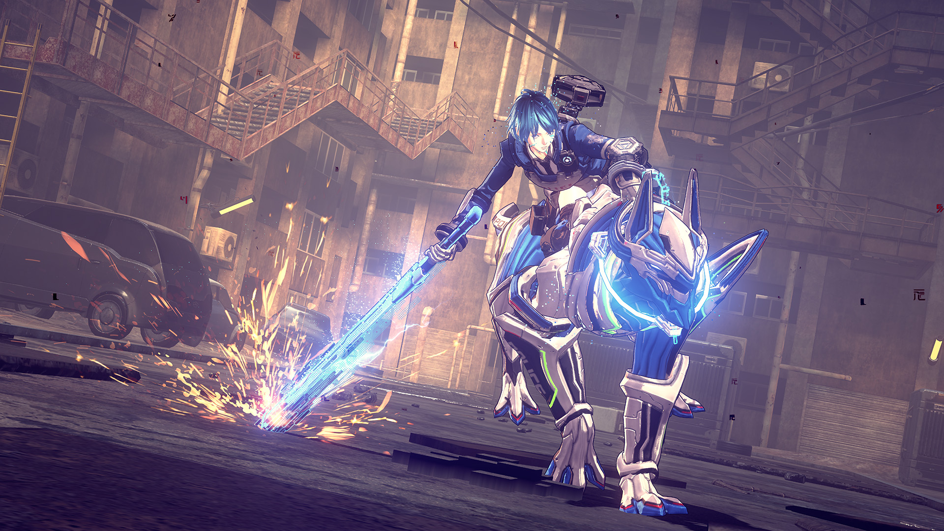Astral Chain Is Missing Everything That Made Nier