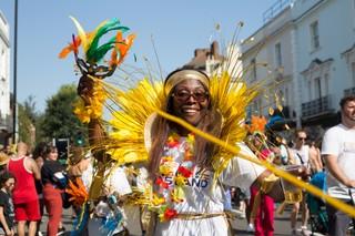 Notting Hill Carnival 2019 parade VICE street photos