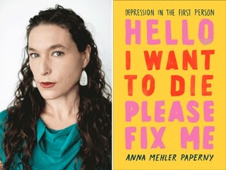 Anna Mehler Paperny - Hello I Want to Die Please Fix Me