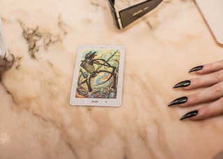 The 'Death' Tarot card reading VICE