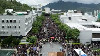 Hong Kong Student protests