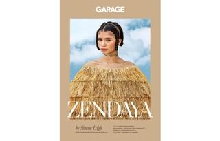 Zendaya by Simone Leigh photographed by Ryan McGinley