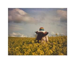 Emma Summerton Landed Polaroids