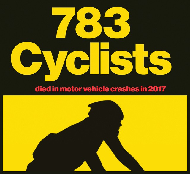 Cyclist Deaths Are Exploding Because U S  Cities Are Car