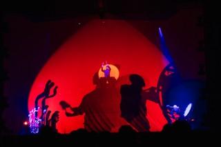 blue man group tour live optreden