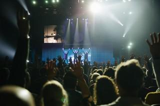 blue man group tour live optreden muziek