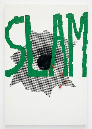 Nate-Lowman-and-Agathe-Snow-Slam-2006-c-Nate-Lowman-and-Agathe-Snow-Courtesy-of-the-artists-and-David-Zwirner