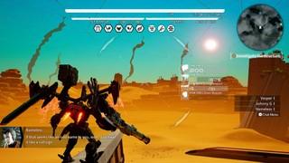 Desert Daemon X Machina