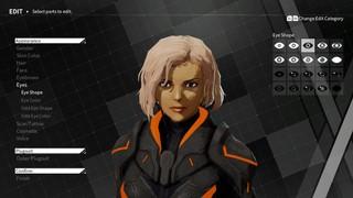 Daemon X Machina Character Creation