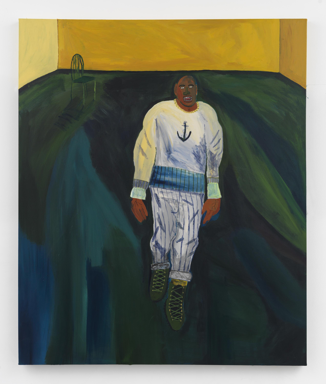 Painter Marcus Jahmal Doubles Down