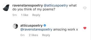 insta poetry