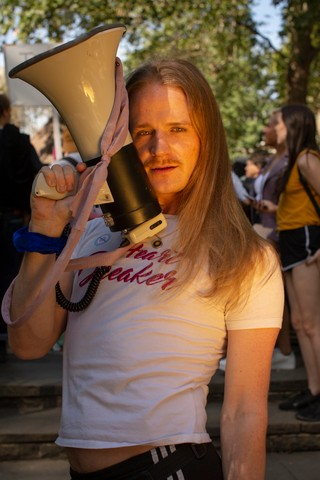 Dan London's First Ever Trans Pride Photos VICE