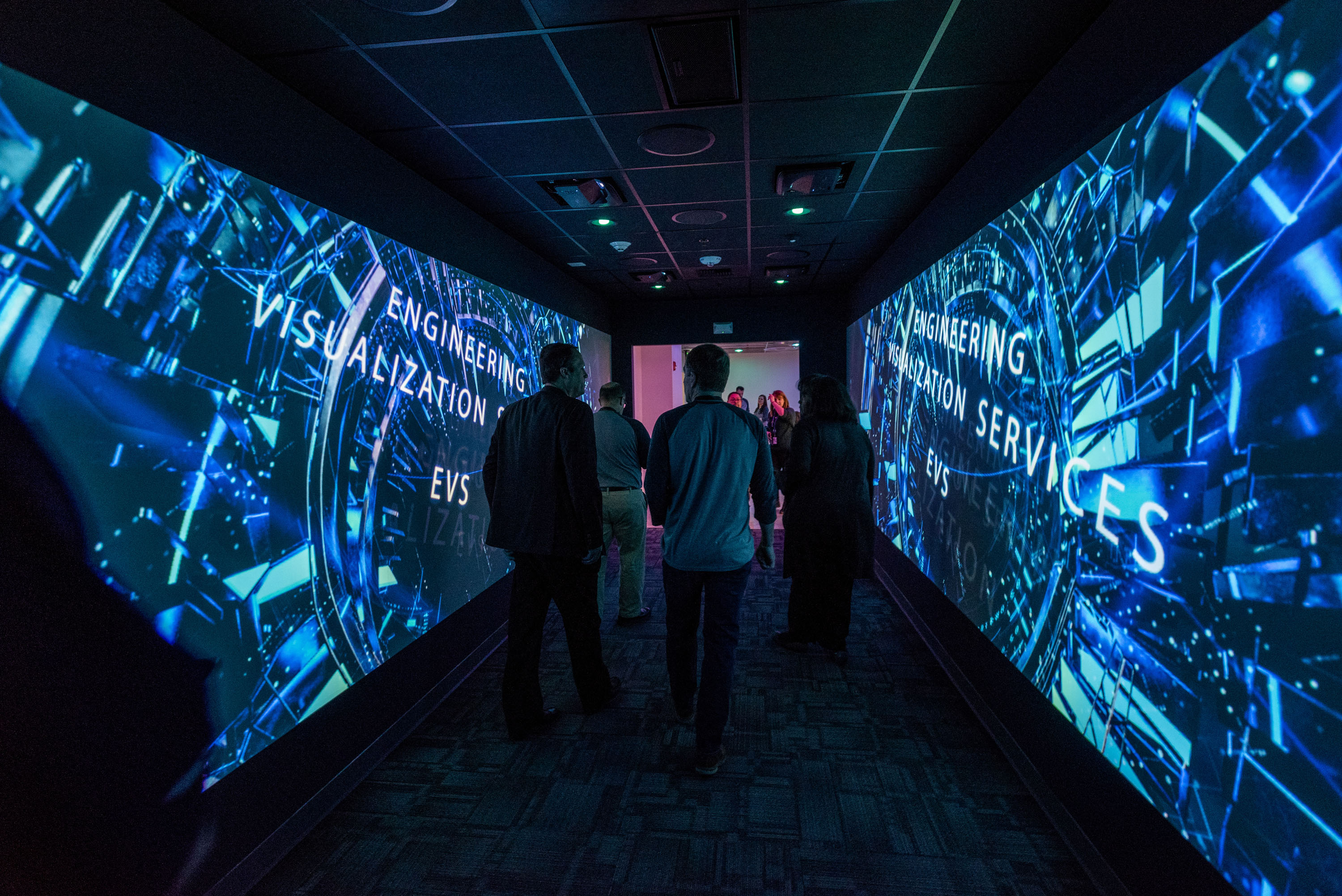 Inside Lockheed Martin's New Facility for Simulating Space Wars