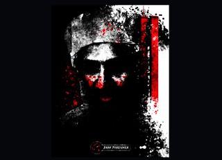An AWD propaganda image featuring Bin laden by Dark Foreigner.