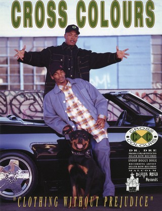 Snoog Dogg Dr Dre Cross Colours