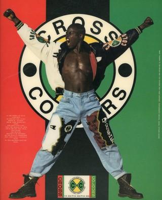Djimon Honsou Cross Colours