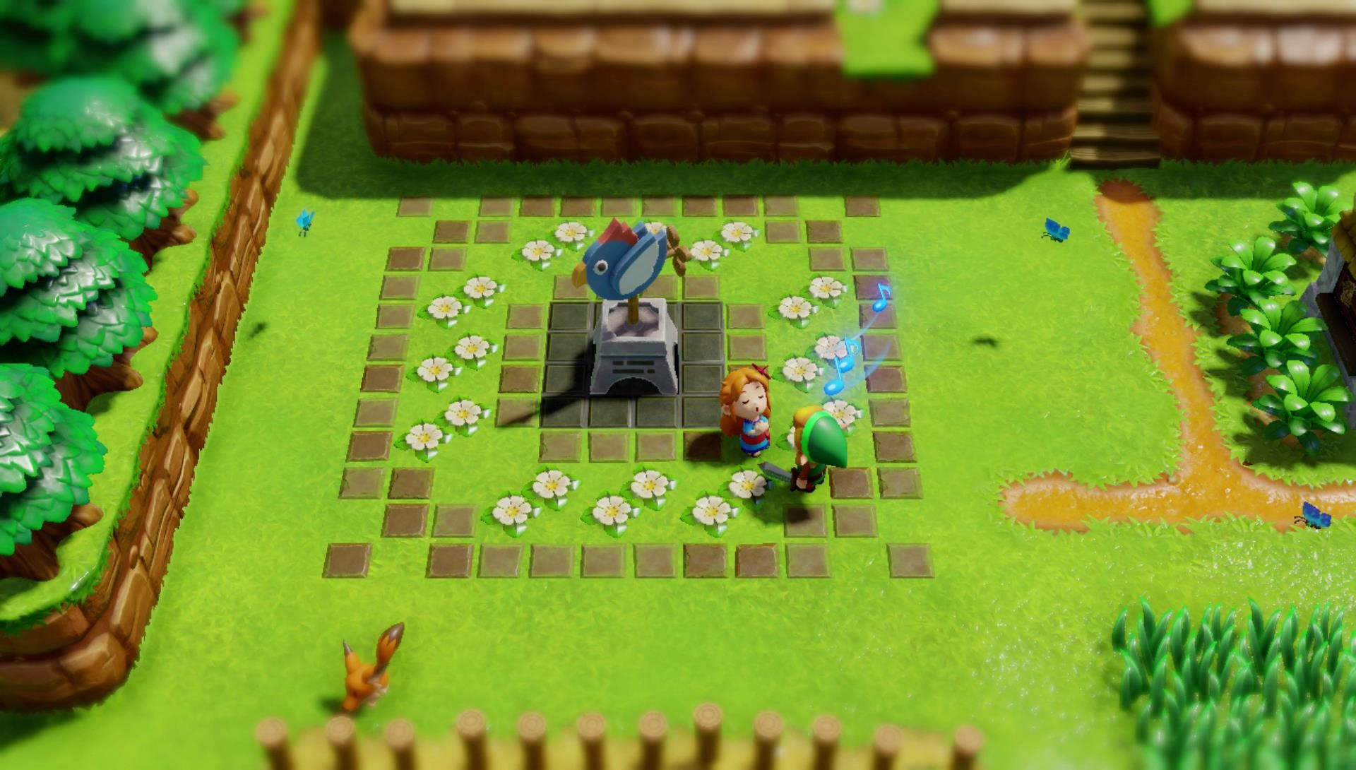 Link S Awakening Is An Excellent Update Of A 90s Video Game