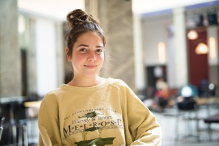 Erstsemester-Studierende erzählen über ihre grössten Ängste