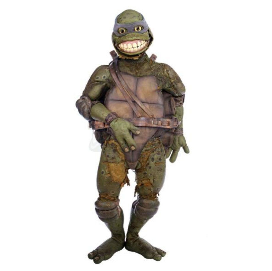 Let This Rotting Ninja Turtle Prop Kill The Last Of Your