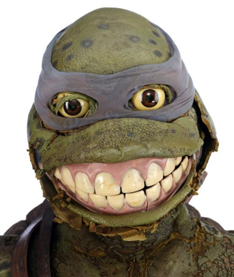 Let This Rotting Ninja Turtle Prop Kill the Last of Your Childhood ...
