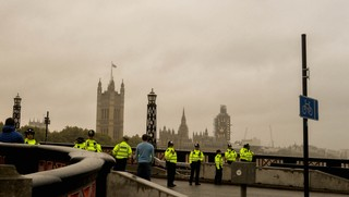 lambeth bridge police