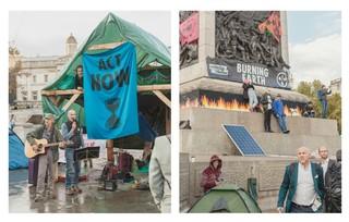 extinction rebellion protest london