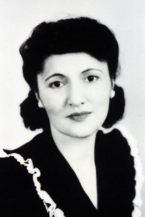 Elizabeth Peratrovich. Alaska State Library, Amy Lou Blood Barney Collection.