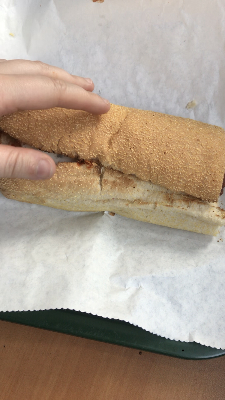 Subway Vegan Meatball Marinara VICE