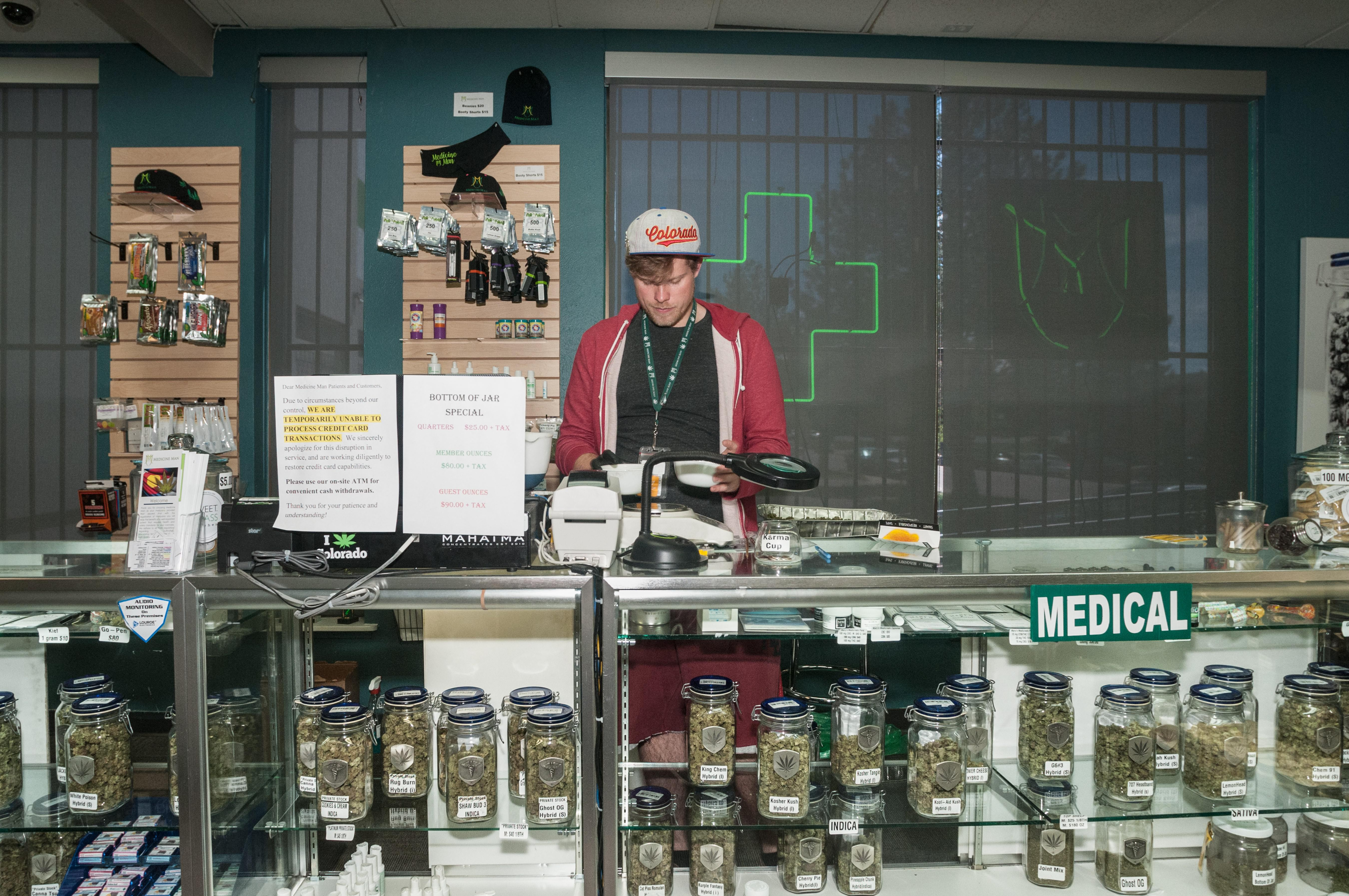weed dispensary denver