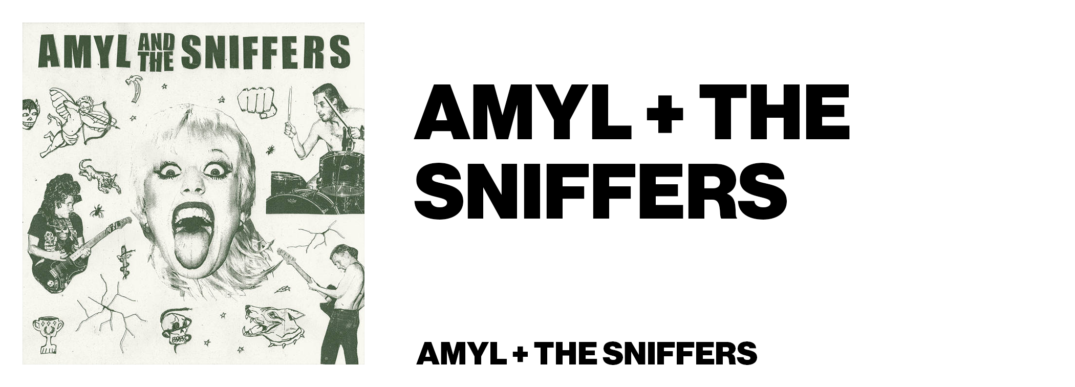 Amyl + The Sniffers