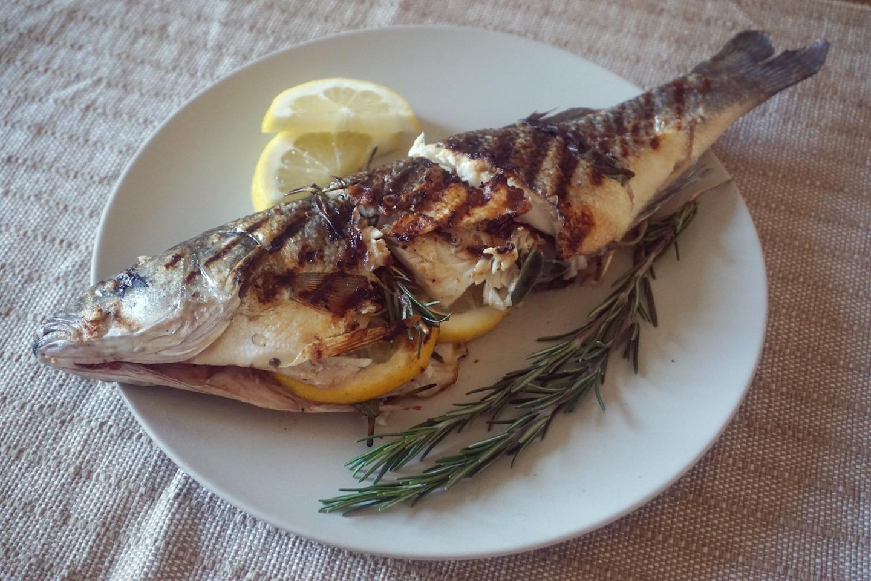 pesce grigliato dieta gesù