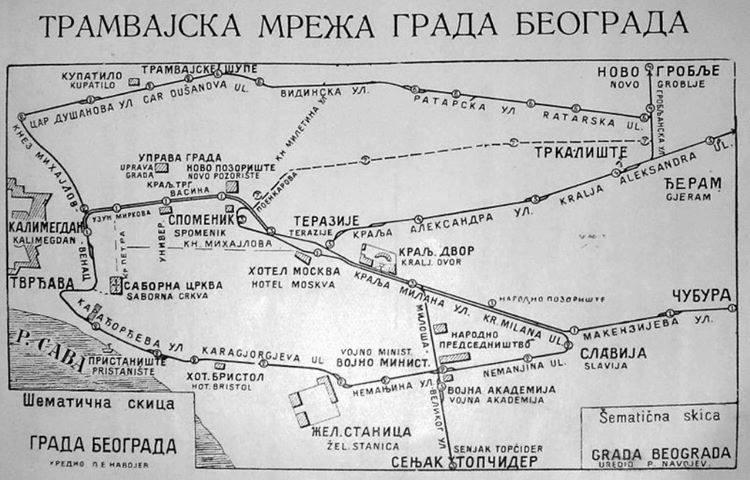 Kako Je Beograd Tramvajem Usao U 21 Vek I Tu Se Zaglavio Vice