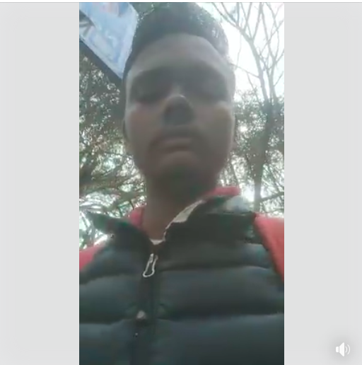 delhi CAA protest attack shooting