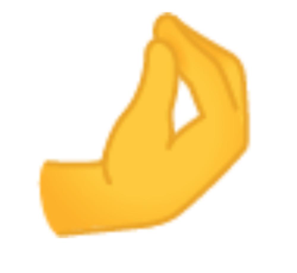 Finger Emoji Reminder