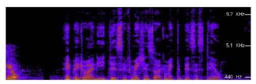 NISOS Deepfake Audio Recording