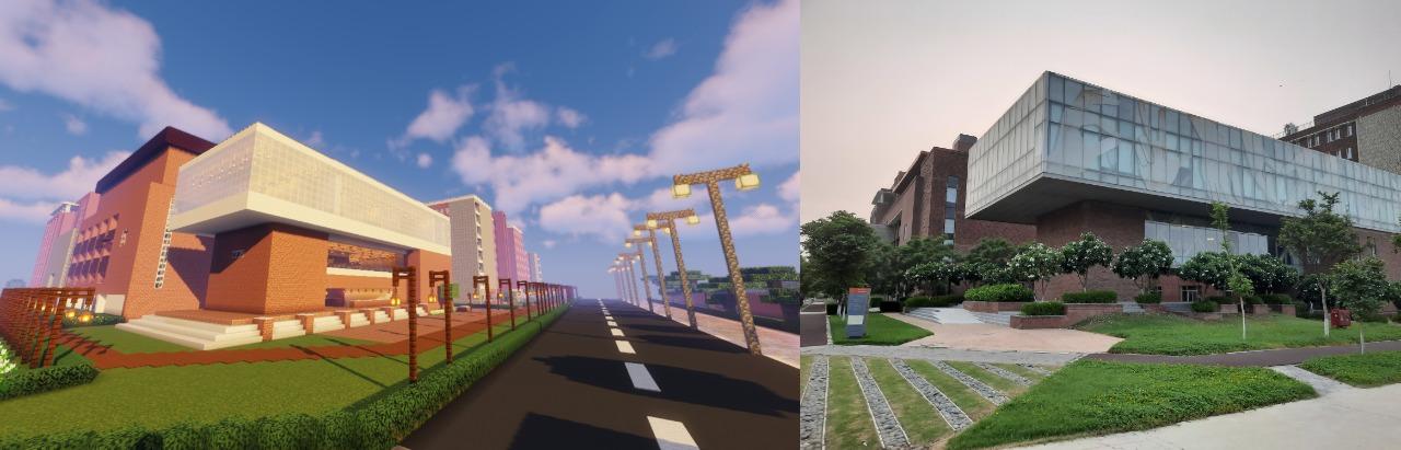 Universitas Ashoka versi virtual