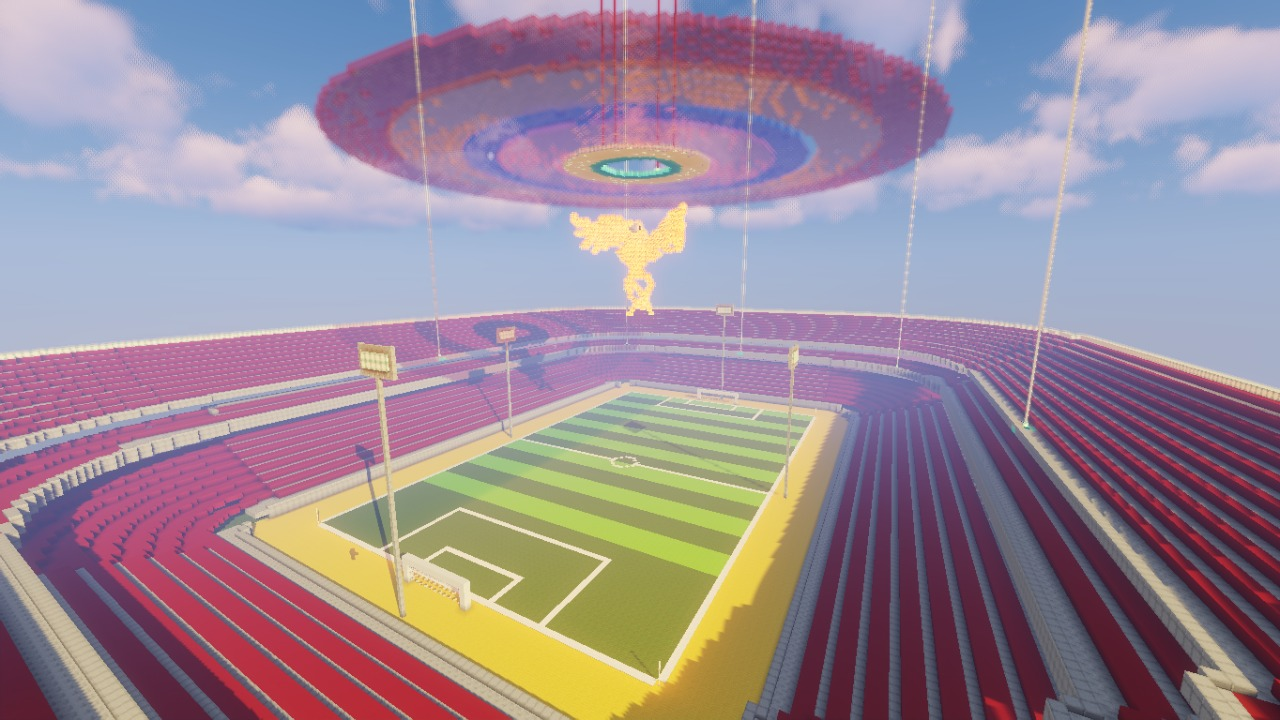 Stadion khayalan Universitas Ashoka
