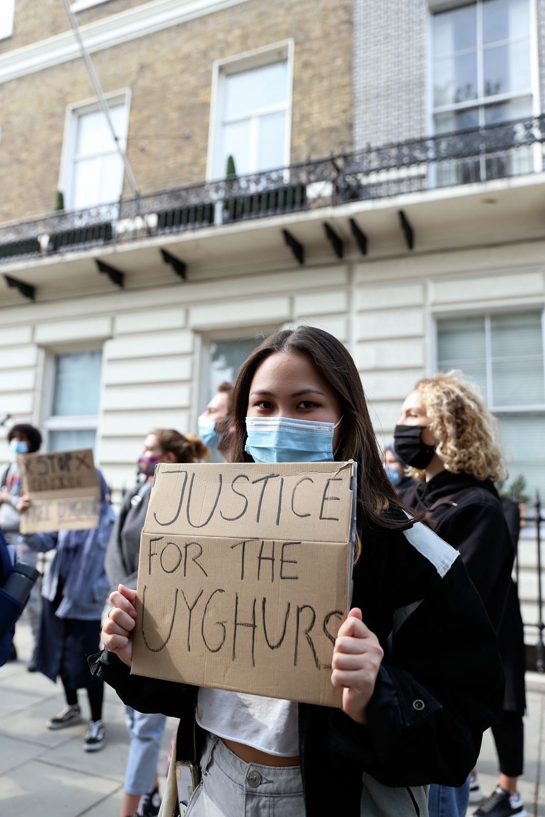 Vice - Chinese Embassy Uyghur Protest - Photos Bex Wade-21.jpg