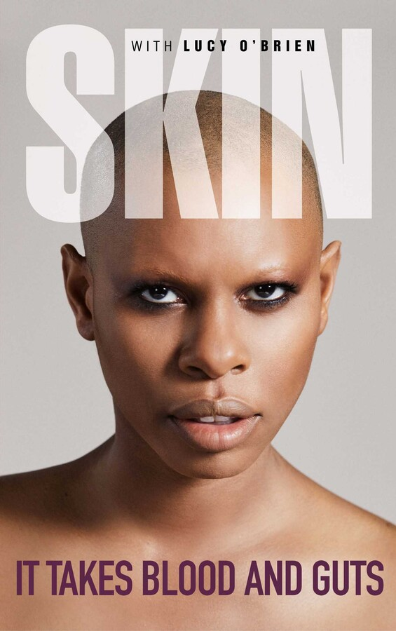 Front Cover of 'It Takes Blood And Guts' by Skin of Skunk Anansie